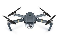 DJI Mavic Pro is a highly functional and the smallest serious quadcopter delivering 4k Video as standard