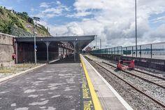 Cobh Railway Station County Cork - Ireland [The Streets Of Ireland]