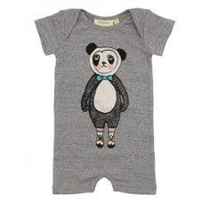 Body - Pandaboy - Gris