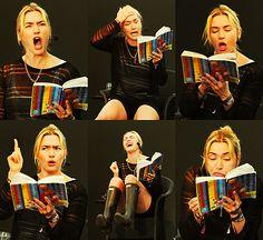 Haha, I think I look this way when I read sometimes too! @GabyRobbins @teresapcook1066