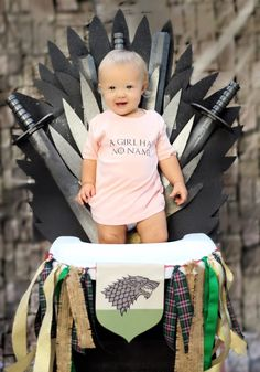 Game of Thrones First Birthday Cake Smash - Cohen Baby Name - Ideas of Cohen Baby Name - Game of Thrones First Birthday Cake Smash Game Of Thrones Birthday Cake, Game Of Thrones Theme, Birthday Games For Kids, Birthday Party Games, Birthday Ideas, Birthday Stuff, First Birthday Photos, Boy First Birthday, Got Party