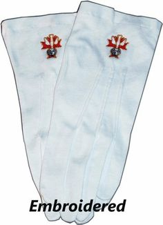 Knights of Columbus 4th Degree Gloves NEW Embroidered Fraternal Central http://www.amazon.com/dp/B0072LOOES/ref=cm_sw_r_pi_dp_HAGJtb1PAQ72W1FH