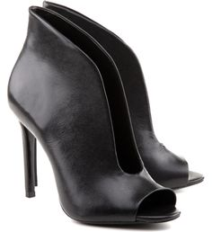 ANKLE BOOT MOSS BLACK