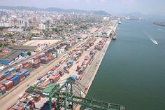 Governo autoriza construção de cinco novos portos privados no país | #BernardoSantoro, #Bndes, #InfraestruturaPortuária, #LeiDePortos, #Privatização