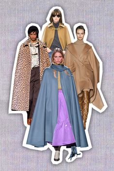 TRENDS AW19/20 : Las capas Vivienne Westwood, Harajuku, Fashion Graphic Design, Style Grunge, Fashion Sketchbook, Fashion Collage, Japanese Fashion, Fashion Stylist, Female Models