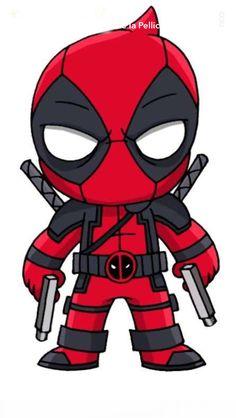 Deadpool Deadpool You can find Deadpool and more on our website.Deadpool DeadpoolYou can find Deadpool and more on our website.Deadpool D. Deadpool Kawaii, Deadpool Chibi, Batman Chibi, Deadpool Und Spiderman, Deadpool Art, Chibi Marvel, Deadpool Funny, Lady Deadpool, Deadpool Stickers