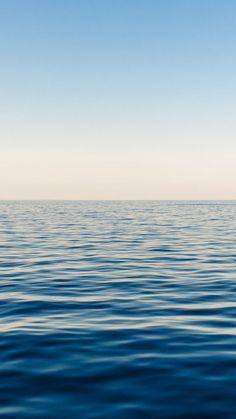 Calm Ocean ★ Preppy Original 28 Free HD iPhone 7 & 7 Plus Wallpapers