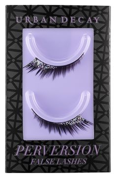 Pro tips: Trim the false lashes to fit your eye shape and then apply glue to the base of the false lashes. Wait 10 seconds for the glue to become tacky. Position just above your natural lash line and hold in place until set. To increase the life of your lashes, clean them with your fingers and a little eye makeup remover.
