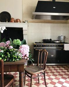 Lacanche Citeaux Range In Mimi Thorissonu0027s Kitchen | Photo Matt Hranek