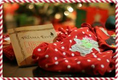 The Pajama Elves, our new Christmas tradition