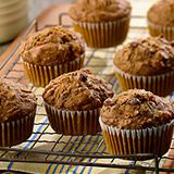 Muffin aux pommes all bran