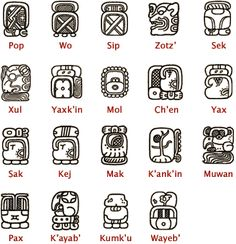 mayan astrology signs - descriptive article on each astrological sign. I've not studied this before. My power animal: the Frog. Yours: the Jaguar.