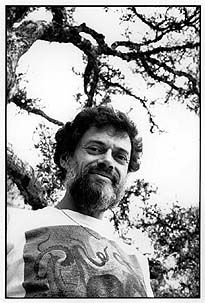 The late Terence McKenna. Image via Wikimedia Commons.