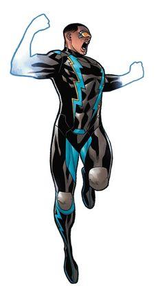 Superhero Images, Superhero Characters, Marvel Dc, Marvel Comics, Character Art, Character Design, Comic Art, Comic Books, Black Lightning