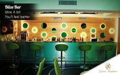 #BlissBar : Wine a bit you will feel better.  #GrandResidence #GrandResidencePorur #Porur #Chennai #Bar