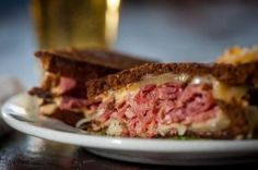"Door County Recipes: ""Kanga"" Reuben from Coyote Roadhouse"