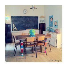 Isabelle Kessedjian: L'atelier.