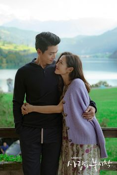 "Hyun Bin + Son Ye Jin - LOVING them In ""Crash Landing On You"""