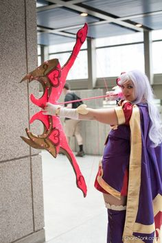 Heartseeker Ashe | League of Legends