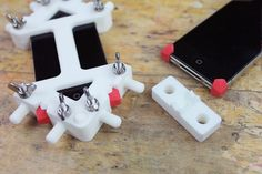 3D printing + sugru = precision rubber parts!(iPhone 4/4S and 5) + video #mold #manufacturing
