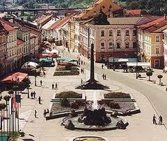 Banska Bystrica near Hotel Kaskady   #luxury #holiday #hotel #kaskady #banska #bystrica Other Countries, Bratislava, Bane, Homeland, Alternative, Castle, Street View, Country, Places