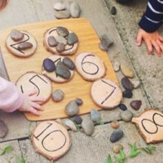 Loose Parts Play - Loose Parts Play - Best Picture For Montessori toddler For Your Taste You are looking for something, and it is going to tell you exactly w Preschool Learning Activities, Play Based Learning, Learning Through Play, Toddler Activities, Preschool Activities, Kids Learning, Reggio Inspired Classrooms, Montessori Toddler, Montessori Playroom