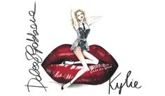 Kylie Minogue Kiss Me Once Tour 2014 looks by Dolce and Gabbana -