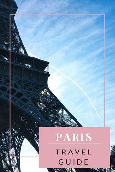 #pariis #travel #guide #wanderlust Paris Travel Guide, Europe Travel Tips, European Travel, Travel Guides, Europe Holidays, Visit France, France Travel, Family Travel, Travel Photos