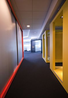 Commercial Interiors, Interior Architecture, Stairs, Home Decor, Ladders, Stairway, Room Decor, Interior Design, Stairways
