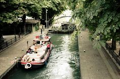 Forget the Eiffel Tower and the Champs-Elysées. Here's where Parisians actually go.