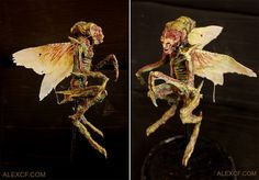 """Another strange """"thing"""" found in the house in England. There was more than of these strange """"Mythical creatures"""" found in the house, and I will be showing some of them in the upcoming posts. The Stranger, Weird Creatures, Mythical Creatures, Ufo, Bizarre, Paranormal, Ancient Aliens, Ancient Artifacts, Weird And Wonderful"""