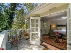 After Country Wedding, Kate Bosworth Moves to Country | Zillow Blog Backyard Patio