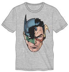 10de9d8500c07c DC Comics Many Superheroes of DC Comics Men s Gray T-Shirt Dc Comics Shirts