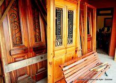 Puertas estilo Antiguo 01 - Don Mario Puertas