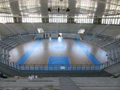 Il #palazzetto dello sport #Carnera di Udine verrà presto utilizzato dal club di basket neopromosso in serie A2