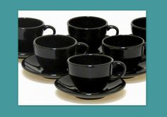 www.keramika.com.tr  www.keramikashop.com #mutfaklarinizirenklendiriyoruz #siyah #black #coffee #kahve #tea #cay #mutfak #kitchen