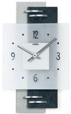 AMS Wanduhr  9245 versandkostenfrei, 100 Tage Rückgabe, Tiefpreisgarantie, bei Uhren4You.de bestellen