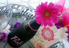 breast cancer party~