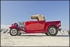 1932 Chevrolet Roadster Pickup Street Rod 1 of 10 Built by Experi-Metal Inc. #Mecum #Kissimmee #WhereTheCarsAre