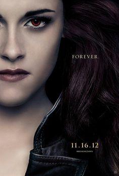 Bella Cullen  (Kristen Stewart) The Twilight Saga: Breaking Dawn- Part 2 (2012)