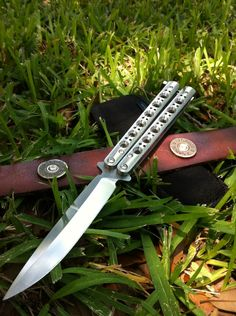 Balisong by 12 Gauge Knives