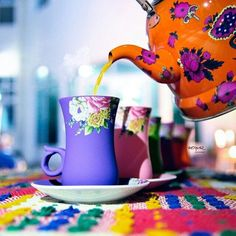 C'est Moi-Moments of Inspiration : Foto Coffee Set, I Love Coffee, Kitchen Design Gallery, Cuppa Tea, Good Morning Good Night, Gd Morning, Kitchen Tools And Gadgets, My Tea, Tea Ceremony