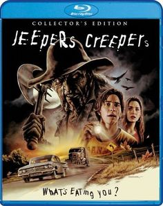 Jeepers Creepers [Collector's Edition] [Blu-ray] [2 Discs] [2001]