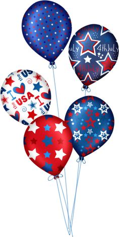 july 4th clipart free of