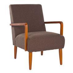 Safavieh MCR4610 Wiley Arm Chair