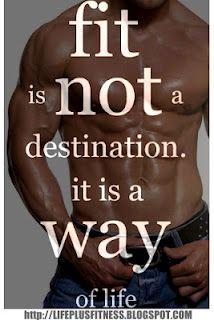 A way of life!