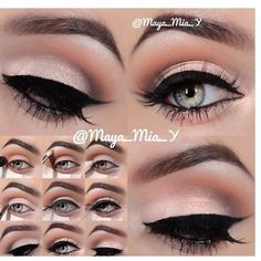 Eye Makeup ❤ liked on Polyvore featuring beauty products, makeup, eye makeup, beauty and eyes
