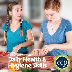Daily Health & Hygiene Skills ready-made resource for grades 6-12, reading level 3 from CCP Interactive, a division of Classroom Complete Press. Explore the benefits of a healthy lifestyle. Reading passages, graphic organizers, vocabulary, real-world activities, crossword, word search, and assessment. 60 pages. $14.95
