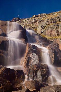 Cairngorm Waterfall, Scotland