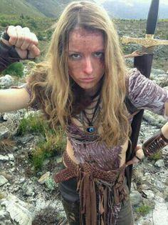 #greek #Warriorwoman #Earthbody. Campaign.